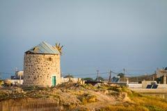 Molino de viento antiguo Fotografía de archivo libre de regalías