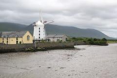 Molino de viento de Blennervill Co kerry Foto de archivo libre de regalías