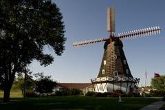Molino de viento danés Foto de archivo