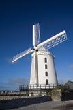 Molino de viento de Blennerville Imágenes de archivo libres de regalías