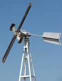Molino de viento de la vendimia Fotografía de archivo libre de regalías