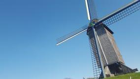 Molino de viento de Mille Fotografía de archivo