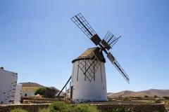 Molino de viento de Tiscamanita imágenes de archivo libres de regalías