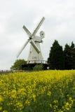 Molino de viento de Woodchurch imágenes de archivo libres de regalías