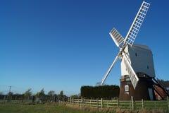 Molino de viento de Wrawby Fotografía de archivo libre de regalías