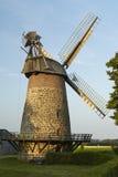 Molino de viento Eilhausen (Luebbecke, Alemania) Foto de archivo libre de regalías