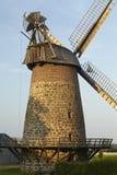 Molino de viento Eilhausen (Luebbecke, Alemania) Imagen de archivo libre de regalías