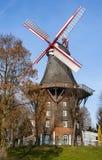 Molino de viento en Bremen Imagenes de archivo