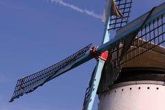 Molino de viento Flandes Fotos de archivo libres de regalías