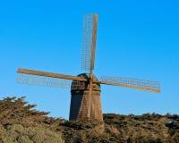 Molino de viento grande Fotografía de archivo