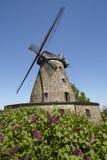 Molino de viento Hartum Hille, Alemania Foto de archivo