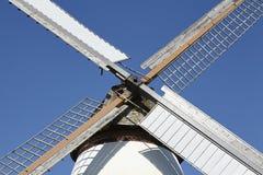Molino de viento Heimsen Petershagen, Alemania foto de archivo libre de regalías