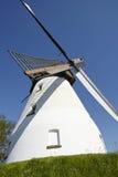 Molino de viento Heimsen Petershagen, Alemania fotografía de archivo libre de regalías