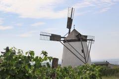 Molino de viento histórico Foto de archivo libre de regalías