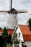 Molino de viento histórico, llamado De Hope Fotografía de archivo