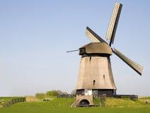 Molino de viento holandés 19 Foto de archivo