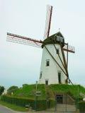 Molino de viento holandés foto de archivo libre de regalías