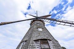 Molino de viento holandés en Benz Fotografía de archivo libre de regalías