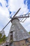 Molino de viento holandés en Benz Imágenes de archivo libres de regalías