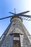Molino de viento holandés en Benz Imagen de archivo