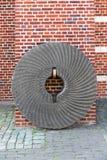 Molino de viento holandés tradicional viejo fotos de archivo libres de regalías