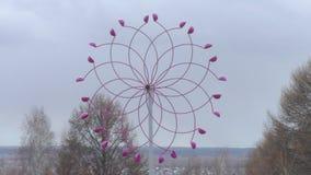 Molino de viento inusual 009 metrajes