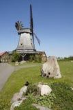 Molino de viento Messlingen Petershagen, Alemania foto de archivo libre de regalías