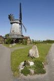 Molino de viento Messlingen Petershagen, Alemania Fotografía de archivo