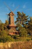 Molino de viento Natacha Imágenes de archivo libres de regalías