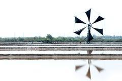 Molino de viento tailandés tradicional Imagen de archivo
