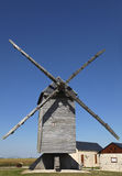 Molino de viento tradicional Fotografía de archivo