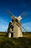 Molino de viento viejo Fotos de archivo