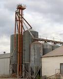 Molino del grano Imagen de archivo libre de regalías