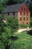 Molino del grano para moler del funcionamiento de Colvin, Fairfax, VA Fotos de archivo