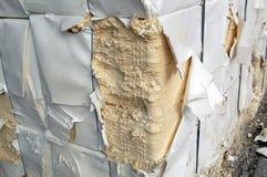 Molino del papel y de pulpa Fotografía de archivo libre de regalías