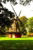 Molino en Kastellet - Copenhague Imagenes de archivo