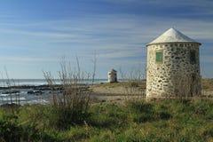 Molinoes de viento Fotos de archivo