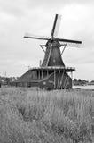 Molinoes de viento de los Países Bajos Imágenes de archivo libres de regalías