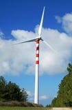 Molinoes de viento, Eolic. Fotografía de archivo