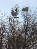 Molinoes de viento, más allá de presente y futuro Fotografía de archivo libre de regalías