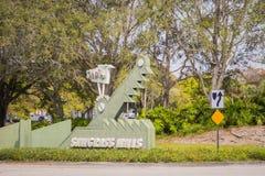 Molinos de Sawgrass Fotografía de archivo