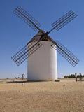 Molinos de viento Fotografía de archivo