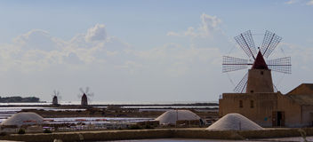 Molinos de viento Imagen de archivo