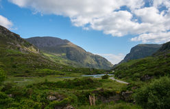 Moll's Gap, Republic of ireland Stock Photo
