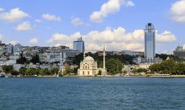 Molla Celebi Cami, Istanbul, Turkey. Royalty Free Stock Images