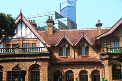 Moller Villa in Shanghai Royalty Free Stock Photography
