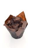 Mollete del chocolate Fotos de archivo libres de regalías