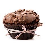 Mollete del chocolate Foto de archivo