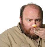 Molletes de la dieta Fotografía de archivo