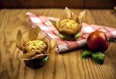 Molletes del queso Foto de archivo libre de regalías